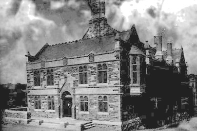 Bodmin public rooms