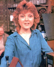 CVheryl Murray in Rovers Return Corrie