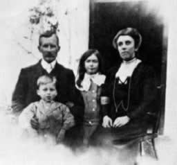 Robert John Luxton and family