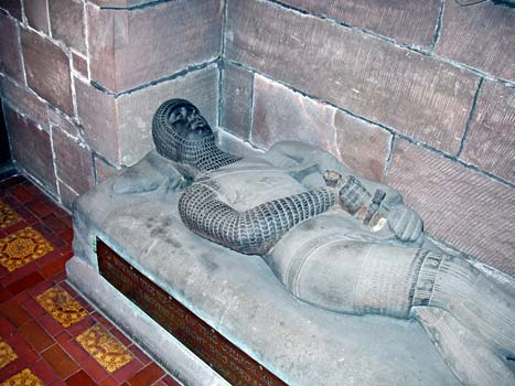 Boydell Tomb effigy