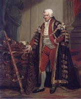 John Boydell as Lord Mayor