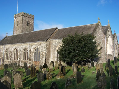 Loddiswell church
