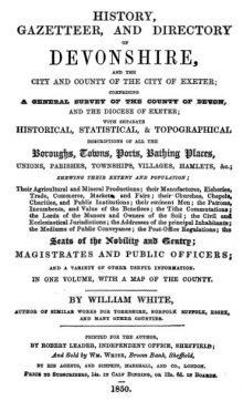 whites title page